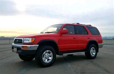 Toyota 4runner For Sale by 30k Mile 1998 Toyota 4runner For Sale On Bat Auctions