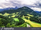 Landscapes: Mountains Of Styria, Austria, At Summer ...