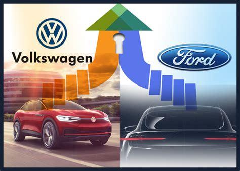 Volkswagen, Ford Form Global Alliance