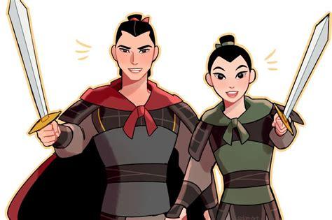 453 Best Mulan Images On Pinterest
