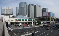 Shinagawa Station - Wikipedia