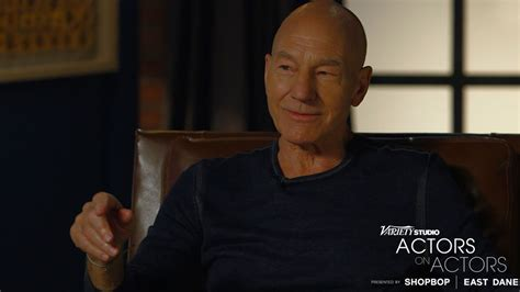 patrick stewart plays watch patrick stewart plays quot f marry kill quot with star