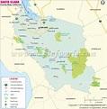 Santa Clara County | Map of Santa Clara County, California