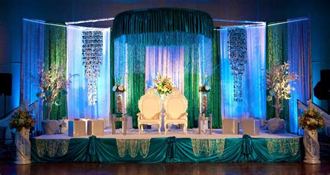 reception stage decorations wedding ideas for friends