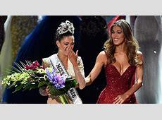 La SudAfricaine DemiLeigh NelPeters est élue Miss