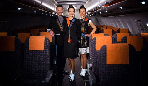 easyJet to trial cabin crew uniforms with wearable technology