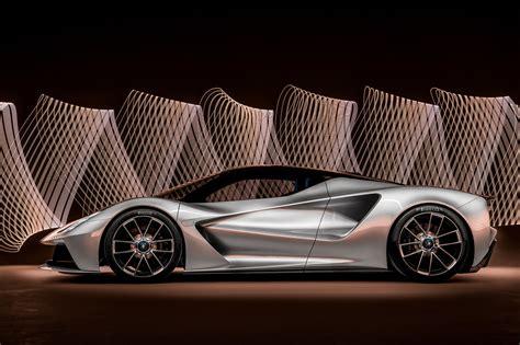 mind blowing lotus evija    hp  million ev hypercar automobile magazine