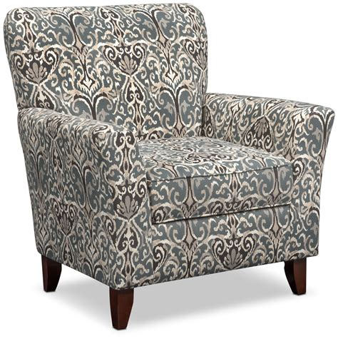 carla sofa loveseat and accent chair set gray value