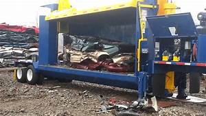 Youngstown Auto Wrecking Overbuilt Car Crusher