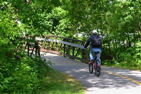Hit the Bike Trails in North Bay - Northeastern Ontario Canada