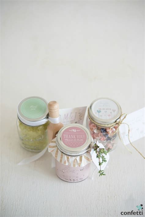 diy friday mini jar favours confetti co uk