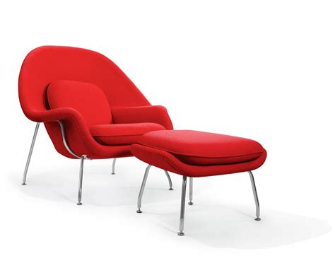 womb chair ottoman manhattan home design