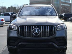 Explore the amg gls 63 suv, including specifications, key features, packages and more. 2021 Mercedes-Benz GLS AMG GLS 63 4MATIC SUV | eBay