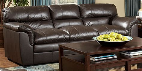 Weston Dark Brown Sofa From Homelegance (17900)