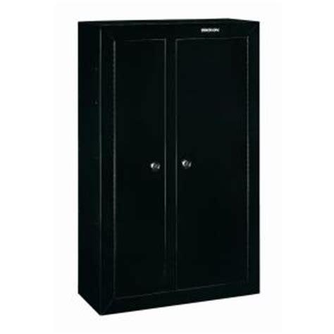 home depot gun cabinet stack on 10 gun black double door security cabinet toganica