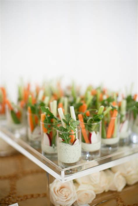 crudite  idea serve   favorite