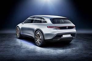 Mercedes Paris 16 : 2016 paris mercedes benz generation eq concept egmcartech ~ Gottalentnigeria.com Avis de Voitures