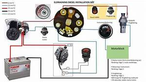 12  Ignition Switch Wiring Diagram Diesel Engine