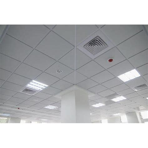 asbestos cement grid ceiling tile rs  square feet day