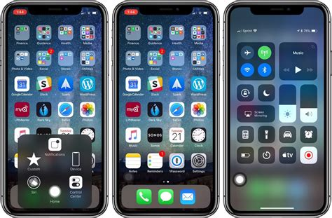 shortcuts on iphone iphone x create useful shortcuts with a home