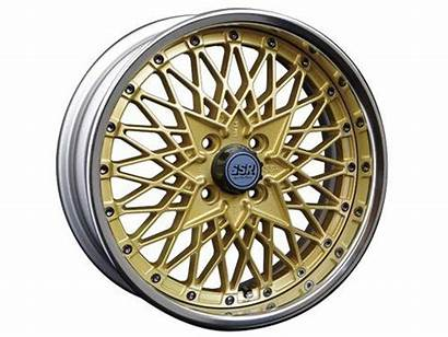 Mesh 4x100 Wheel Ssr Formula Gold 16x8