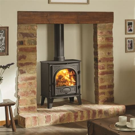 Electric Wood Burner by Stovax Stockton 5 Wood Burner West Country Fires
