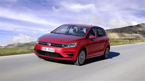 Will The 2018 Vw Polo Look Like This Render