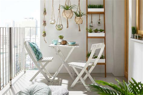 Balkonmöbel-sets Für Kleine Balkone Mömax