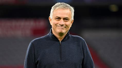 Mourinho: I'm happier than when I joined Tottenham & I'm ...
