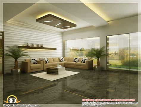 home interior architecture beautiful 3d interior office designs kerala house design