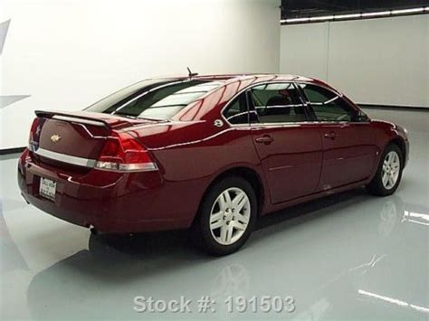 find   chevy impala lt  sunroof htd leather