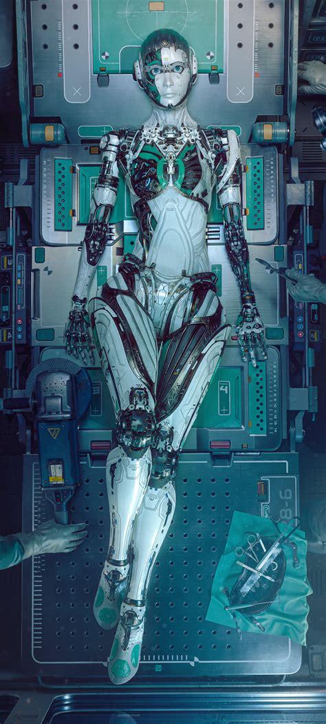 Wallpaper : ArtStation, digital art, science fiction ...