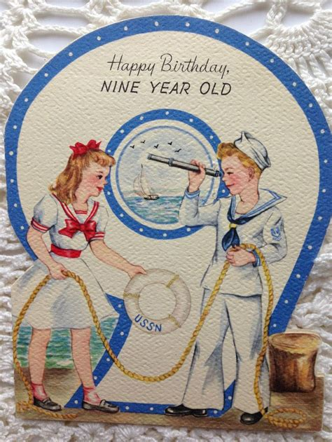 images  vintage navy cards  pinterest