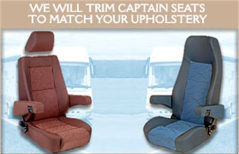 captains chairs for boats uk caravan motorhome and narrowboat interior upholstery nc
