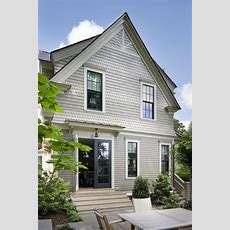 Choosing Exterior Paint Colors  Town & Country Living