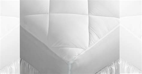 home design mattress pads macy s home designs mattress pad all sizes only 14 79