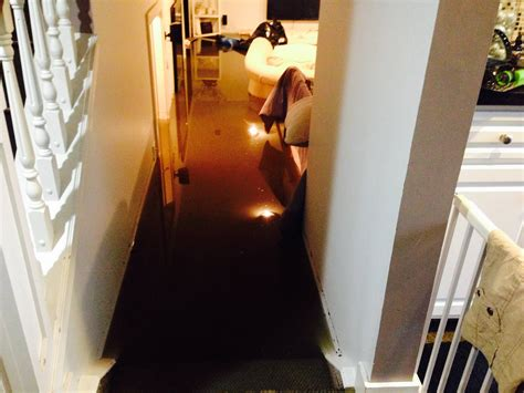 thunderstorm  flood  chestermere power outages