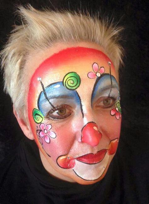 idee voor een clown clown clown paint clown