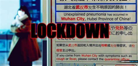 China Goes On Lockdown With Wuhan Coronavirus As Health ...