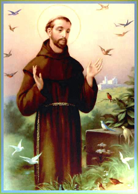 francois d assis st francis of assisi quotes quotesgram