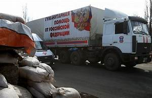 51st humanitarian convoy: Russia delivers 1200 tons of ...