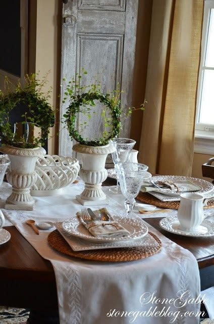 Spring Tablescapes & Centerpieces   Our Southern Home