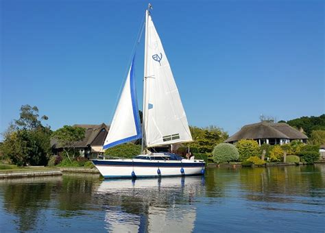Sailing Yacht Hire by Norfolk Broads Sailing Holidays Traditional Yachts And