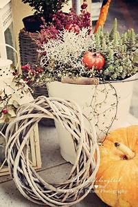Dekoideen Herbst Winter : dorfm dchengl ck herbst herbst pinterest herbst herbstdeko und deko herbst ~ Markanthonyermac.com Haus und Dekorationen