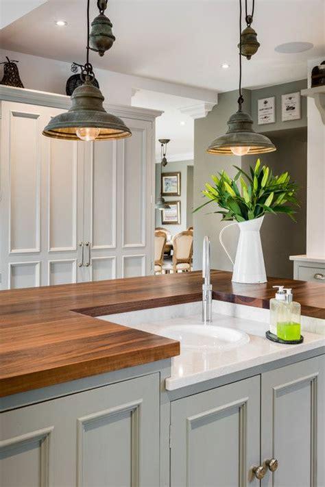 best 25 rustic kitchen lighting ideas on