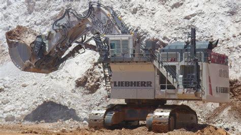 Die 10 Größten Bagger Der Welt  Diese Monstermaschinen
