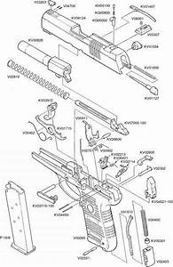 Ruger Pdao Parts List