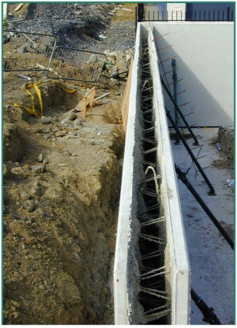 Flood Precast Adaptable Twin Walls and Solid Wall System