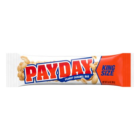 payday king size bar product nutrition