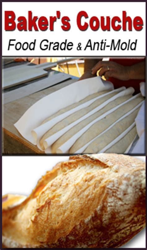 Bread Couche by Proofing Baskets